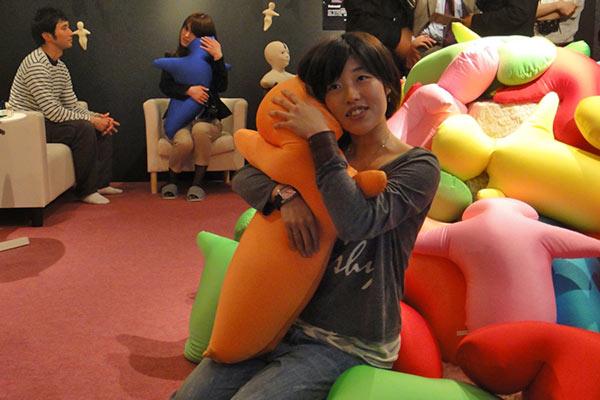 The Hugvie Japan