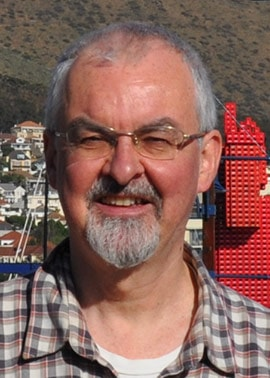 Tony Smyth Author